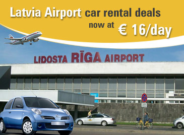Latvia Car Rental